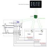 sterowanie ogrzewaniem podłogowym smart 868